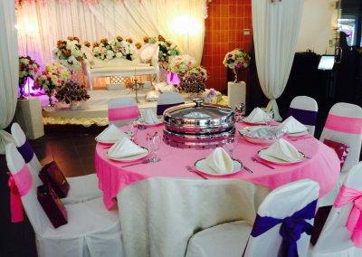 Tema pink & purple