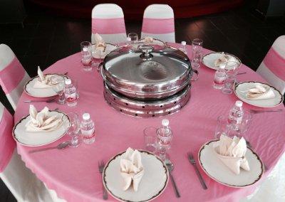 Tema pink & cream
